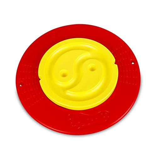 DW007 Equilibrio Tablero sensorial integración Entrenamiento niños niños Juguetes Infancia Kid Rocking Seesaw Balance Board Kid Interior Actividad al Aire Libre Juego