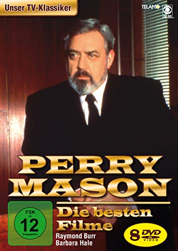 Perry Mason: Die besten Filme (Teil 3) (8 DVDs)