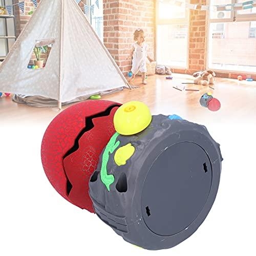 RBSD Juguete de Dinosaurio, Juguete de Dinosaurio para niños DIY para Regalos de cumpleaños(DIY Assembled Dinosaur Eggs)