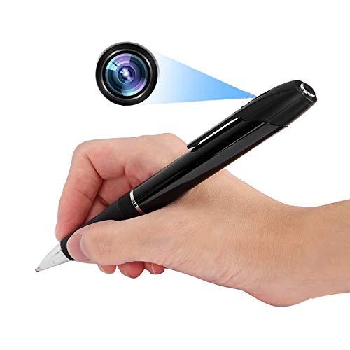 Videocamera Mini Pen, Videocamera HD Pen per videocamera tascabile HD 1080P Mini Videocamera portatile DV portatile per aziende e conferenze