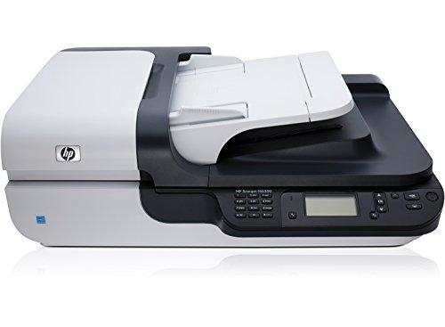 HP ScanJet N6350 Flachbett-Dokumentenscanner inkl. 3 Jahre HP Care Pack