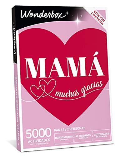 Wonderbox - Caja regalo - MAMA MUCHAS GRACIAS