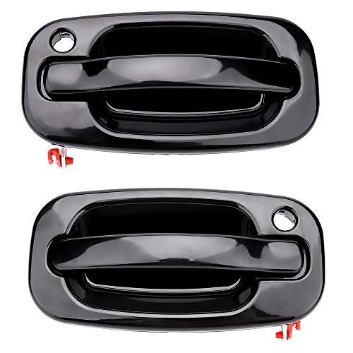 06 chevy 2500 door handle - 6