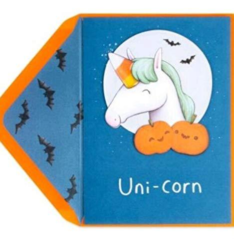 PAPYRUS Halloween Card, 1 EA