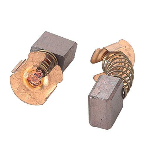 perfk 2 tlg. Winkelschleifer Kohlebürsten Schleifkohlen für BHR241 BHR202 BHR202Z