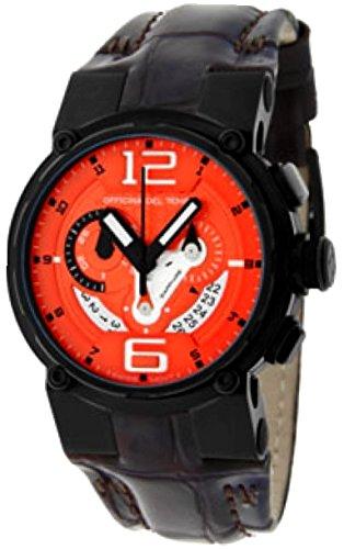 Officina del Tempo Reloj de Cuarzo Man Racing Crono 5030D 44.0 mm