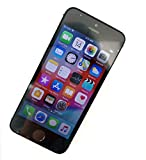 Unlocked Original Compatible with iPhone 5S Aple Phone 5S 64GB Black Model A1457