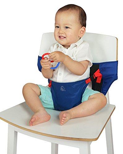 SmartStartスマートハグ食事サポートチェアベルトメッシュ素材ポータブルピンク