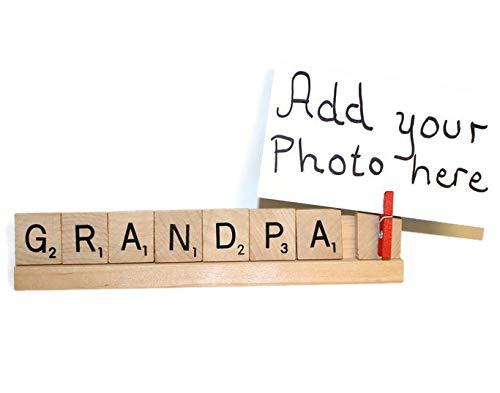 Max 87% OFF Grandpa Luxury Photo Frame Gift Dad