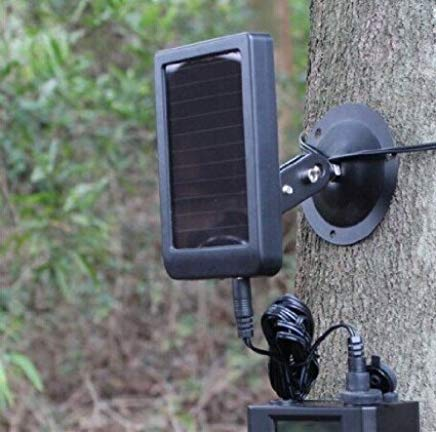 Jiee Tec SUNTEK Solar Panel 1500mah Solar Charger Battery for Hunting And Game Trail Cameras