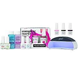 Best Salon Gel Nail Polish Brands And Home Kits Reviews 2019