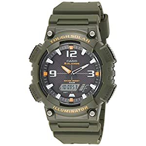 Casio watches Casio Men's Solar Sport Combination Watch