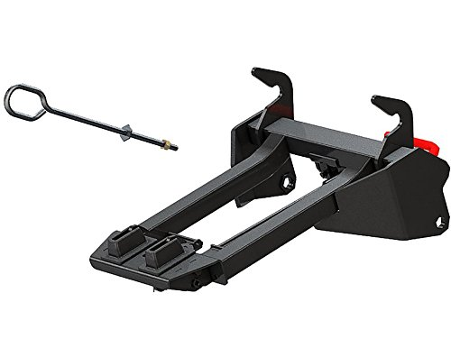 Polaris Glacier Integrated Plow Mount