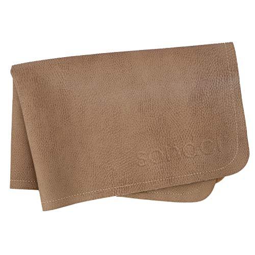 SONDER MATS - Cambiador (piel), color marrón