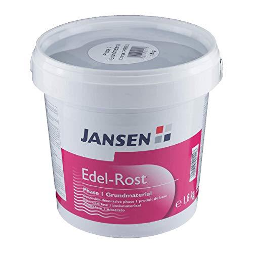 Jansen Edel-Rost Grundmaterial 1,8kg