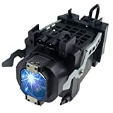 Huaute XL-2400 Replacement Projector Lamp with Housing for Sony KDF-E42A10 KDF-E42A11E KDF-E50A10 KDF-E50A11 KDF-E50A12U KDF-42E2000 KDF-46E2000 KDF-50E2000 KDF-50E2010 KDF-55E2000 Projectors