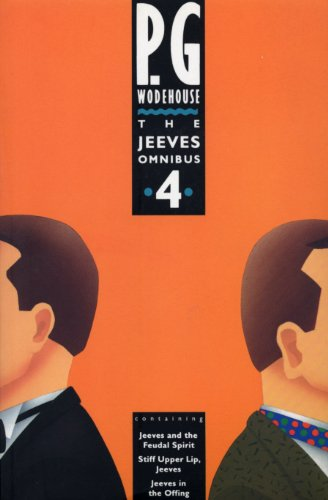 The Jeeves Omnibus - Vol 4: (Jeeves & Wooster) (Jeeves Omnibus Collection) (English Edition)