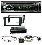 Pioneer DEH-S520BT CD USB Bluetooth AUX MP3 Autoradio für Audi A3 8P 06-12 Symphony Infinity Aktivsystem
