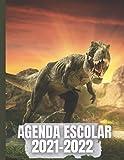 Agenda escolar 2021-2022: agenda 2021-2022 dinosaurios   Mítico...