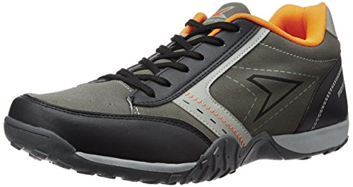 Power Men's Street 151 Black Running Shoes - 8 UK/India (42 EU)(8396039)