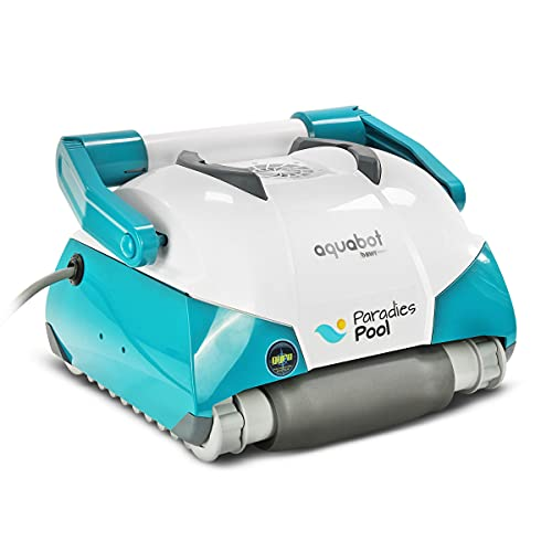 Paradies Poolsauger BWT Aquabot FRC90 vollautomatisch, Boden, Wand, Wasserlinie, Sauger, Reiniger, Pool Reinigung,Schwimmbecken