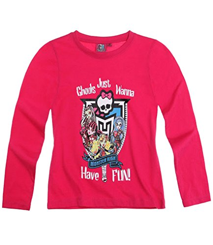 Monster High Longsleeve T-Shirt Ghouls just Wanna Have Fun - 140