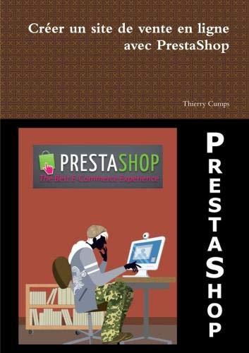 Créer un site de vente en ligne avec PrestaShop