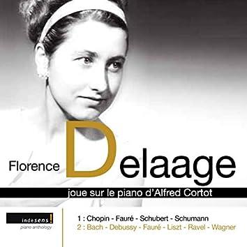 Sur le piano d'Alfred Cortot