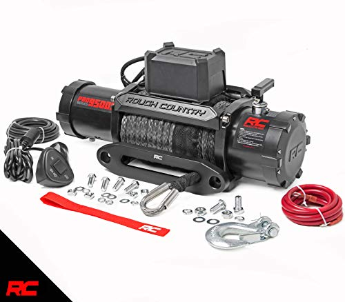 Rough Country PRO9500S Electric Winch