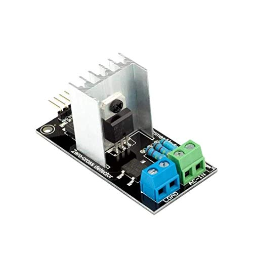 L-YINGZON For PWM Control 1 AC Light Dimmer Module Channel 3.3V/5V Logic AC 50hz 60hz 220V 110V Driver Modules
