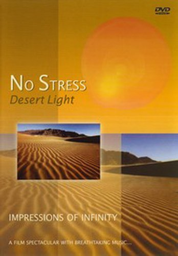 Nature DVD - No Stress: Desert Light - from USA National Parks-with Tribal Music by David Fortney