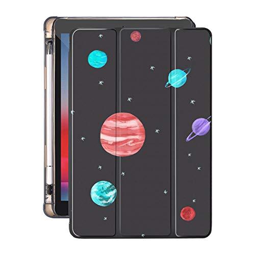 lingtai Espacio SUEÑO para EL Aire 4 iPad Pro 12.9 Caja con el Titular de Lápiz 10.2 8.2O 2020 7mo Mini 5 Air 2 Fuera DE Silicona Pro 11 10.5 Air 3 (Color : 0136S, Size : 11 Pro 2018)