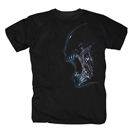 Alien Shirt Nero XL