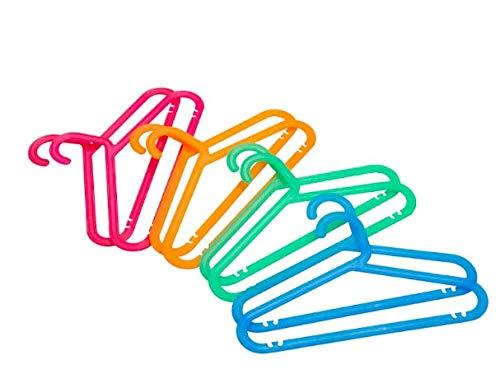 Ikea–Perchas infantiles Juego en diferentes colores; 8piezas.