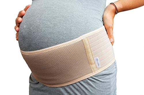 Jill & Joey Maternity Belt - Belly Band for Pregnancy Back Support - Breathable