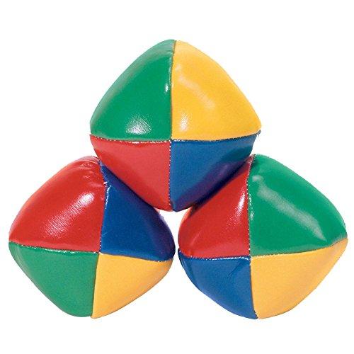 Sportfit - 2048582 - Jeu De Plein Air - Balles De Jonglage - Set De 3