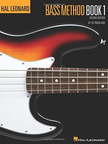 Hal Leonard Bass Method Book 1 (Hal Leonard Electric Bass Method)