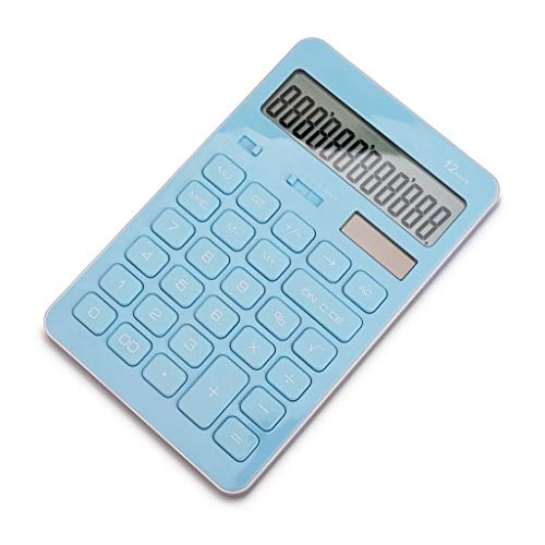 rekenmachine, grafisch, wetenschappelijke rekenmachine, groot lcd-display met 12 cijfers, zakcomputer, opvouwbaar, kunststof knop, standaardfunctie, kantoor, rekenmachine