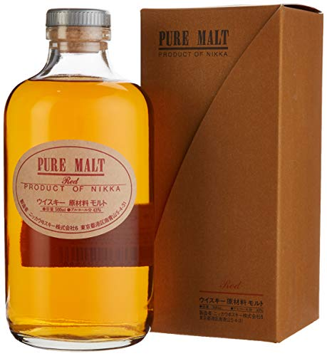 Nikka Pure Malt Red Whisky (1 x 0.5 l)