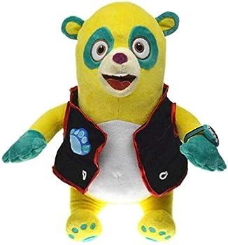 NC56 Special Agent OSO Plush Toys Big Size 35Cm Short Plush Panda Plush
