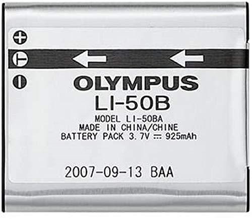 Olympus - Batería Ión Litio Li-50B para SP-800/810, XZ-1, Gama SZ, Gama SH y TG-820/810/620/610
