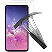 ANEWSIR [2 Stück Schutzfolie Kompatibel mit Samsung Galaxy S10E, Anti-Kratzen, Anti Bläschen, HD Klar, Displayschutz Schutzfolie Folie für Samsung S10E.