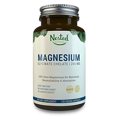 Magnesium GLYCINATE CHELATE...