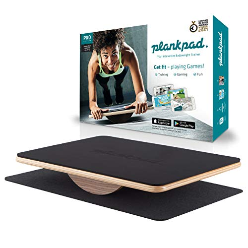 Plankpad Balance Board & Bodyweight Fitness Trainer