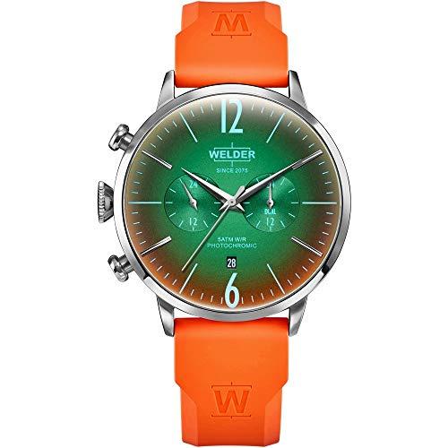 WELDER Relojes de Pulsera para Hombres 8431242961095