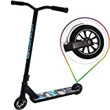 DaddyChild Pro Scooters - Beginner Stunt Scooters for Kids 8 Years and Up - Freestyle 110mm Aluminium Core Wheels & ABEC-9 Stunt Scooters for Boys, Girls, Teens, Adults