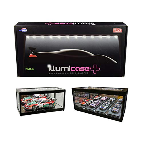 Collectible Display Show Case Illumicase+ with LED...