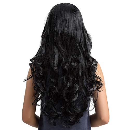 Misaky Brazilian Remy Human Hair Body Wave Lace Front Human Hair Wigs