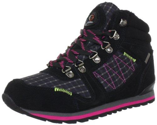 Killtec Roshi Lady 21549-000, Damen Sportschuhe - Walking, Schwarz (schwarz 00200), EU 37