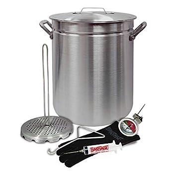 turkey frying pot